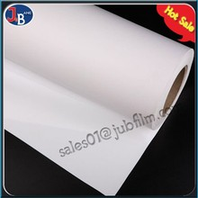 89-99.8% Opacity Matte white PET film opaque film