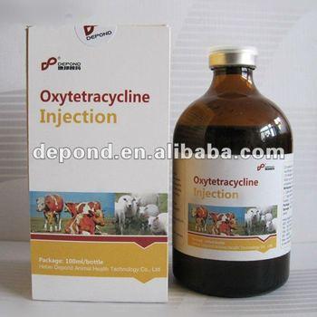 Oxytetracycline L.a. Injection 10%-30% - Buy