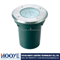304Grade Stainless Steel LED Floor Light
