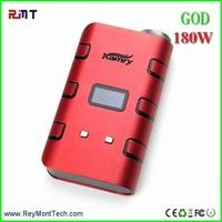 Buy 2014 SMY Newest Mechanical Mod God in China on Alibaba.com