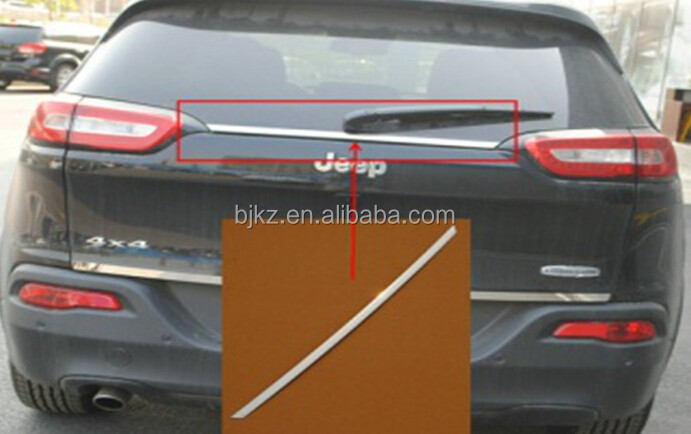 Auto parts Cherokee Up Tail gate trim