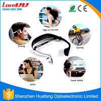 Android mobile phone headset bone conduction dual bluetooth in ear earphone s2