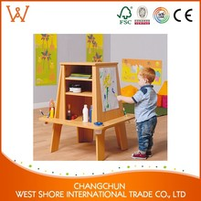 EN71 Certified free standing easel With Long Service Life