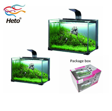 High Performance Good Quality Big Cylinder Glass Aquarium Tank Fish