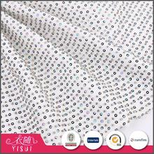 Newest fashionable popular blue and silver sequin fabric