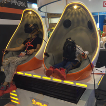 Leke Theater 4D, 5D, 9D vr cinema/VR arcade with VR glasses a good VR simulator VR racing games in China