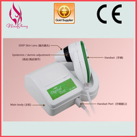 2013 new products on market facial skin analyzer machine skin scanner magnifying lamp skin analyzer