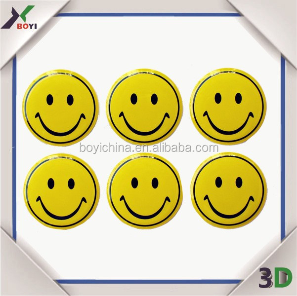 emoji Custom Souvenir epoxy Fridge Magnet for souvenir