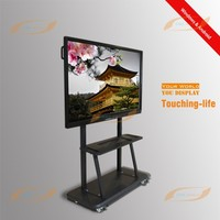 "55"" 65 70"" 84"" interactive whiteboard smart tv"