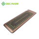 Moxibustion heated far infrared jade mattress tourmaline mat pad