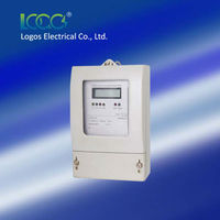 Three Phase Active & Reactive Electronic LCD energy meter /electricity meter/ kWh meter LEM151JC/ JB/ MC/ MB/ NC/ OC