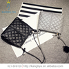 Lattice pure bag causal shoulder ladies bags the most beautiful and classical designer handbag for woman