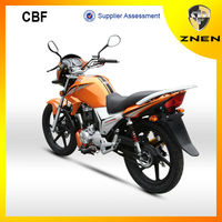 2016 ZNEN MOTOR 150cc 200cc Speed Motor Cycle CBF Motor from China