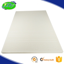 Hot sale true waterproof sleeper memory foam mattress topper