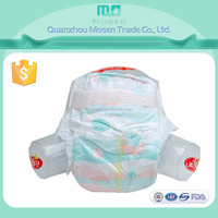 Disposable Soft Comfortable Sleepy Baby Diapers Manufacturers In China