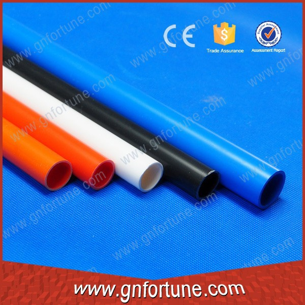 China Manufacturer PVC Pipe 25mm Red Colored Pipe
