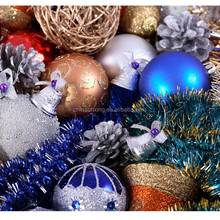 2016 ceiling hanging christmas ball decorations for France
