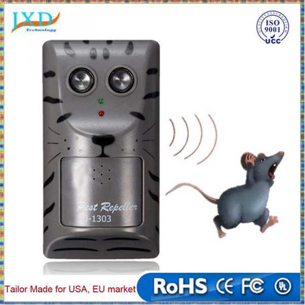 Electronic Ultrasonic Pest Repeller Indoor Anti Pest Bug Control Repeller Rat Mosquito Killer Bug Reject EU US Plug