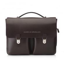 waterproof portable men bag briefcase