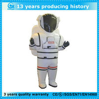 inflatable spaceman cartoon