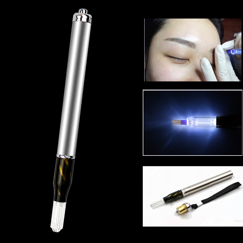 Multifunction Manual Tattoo Eyebrow Microblading Pen