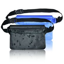 Wholesale Portable Swimming Running Pvc Waterproof Waist Bag For Mobile <strong>Phone</strong>