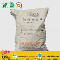 magnesium oxide dosage,chemical raw materials,for Medical rubber stopper