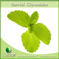 Health Sweetener Steviol Glycosides (White Powder)