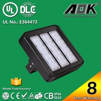 AOK-120Wi C-tick CE EMC GS LVD RoHS UL Energy Star Approval Ip65 Outdoor Flood Light Covers With Philips Chip