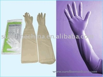 Latex Obstetric / Gynecologic Gloves