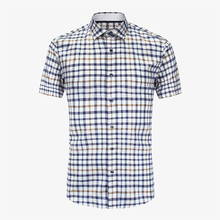 Bulk Business Summer Clothes Check Shirts For Men