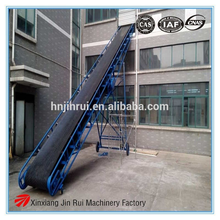 industrial machinery equipment used rubber mobile conveyor belt
