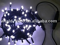 LED String light with connector
