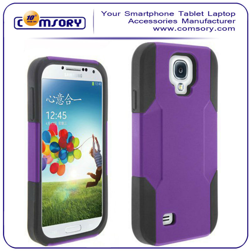 BEST PRICE Combo Armour Protective Phone Case Cover Carrying Case for Samsung Galaxy S4 SIV i9500