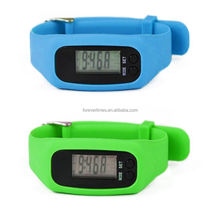 Promotion fitness exercise calorie waterproof watches, carolie sports watches