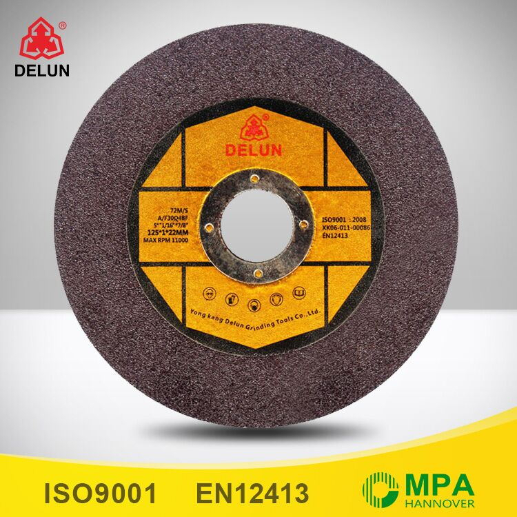 4.5'' cutting-off wheel reinforced cutting wheel form grinding tool