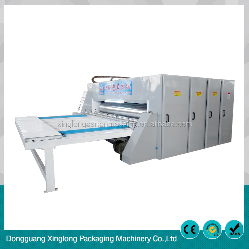 Popular selling chain feeder one color printing machine