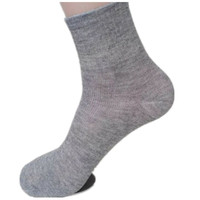 Wholesale cotton and polyester mixed men winter socks
