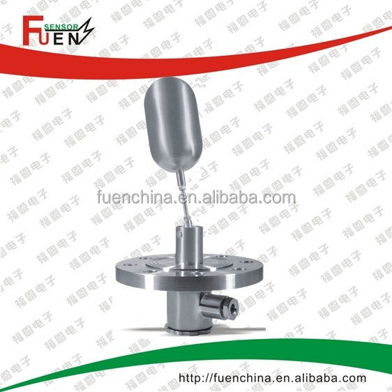 Top Mounted Stainless Steel Float Level Switch for Oil Tank