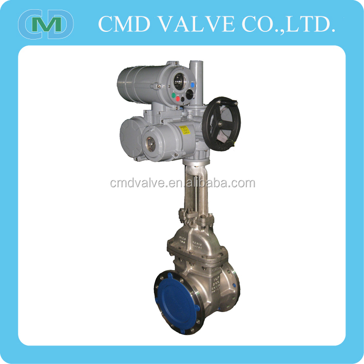 4 Inch 6 Inch 8 Inch 10 Inch Class 900 Automatic Electric Actuated Operated Steam Gate Valve With Prices