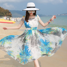 Sublimation Printing Latest Full Sexy Cover Up Beach Dress Xxx Photos