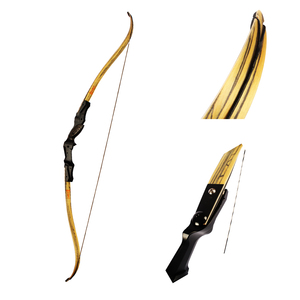 China wholesale aluminum Riser ILF hunting recurve bow