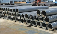 China manufacture good quality rectangular/square galvanized carbon steel tubing/pipe/tube