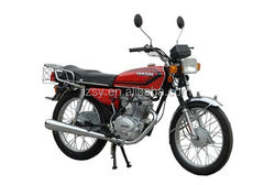China hot sale two wheel gasoline motorcycle with high quality and low price SY125