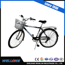 China cheap city bike 26 urban bicycles high quality street bike for sale