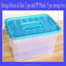 Storage Boxes & Bins Type and PP Plastic Type storage box with lids
