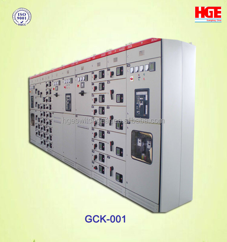OEM and ODM manufacturers low voltage electric switchgear / switchboard / switch cabinet