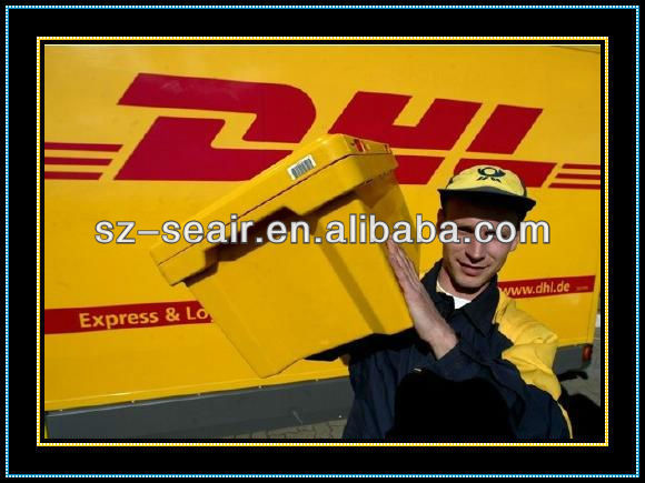DHL express to Libya from Ningbo