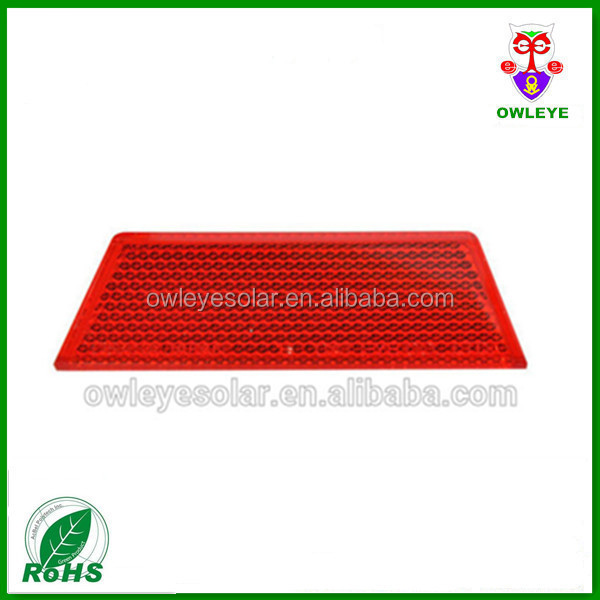 PMMA road stud reflector/ road reflector signs/ PC pavement reflective marker