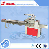 Rational construction manual soap wrapping machine with CE